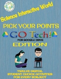 Pick Your Points - The GOTech!! Edition