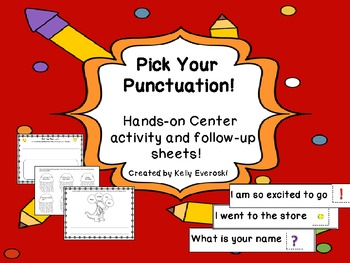 Pick Your Punctuation!