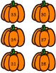 Pick a PUMPKIN! Even and Odd Number Center {Identifying, Sorting Numbers to 100}