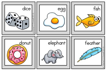 Pick a Partner Alphabet Pair Cards