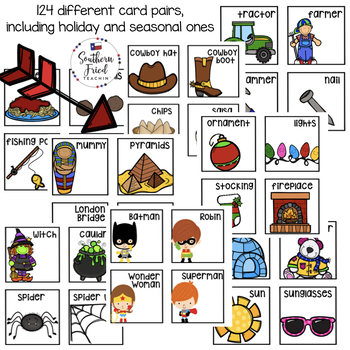 Pick a Partner Cards for Cooperative Learning