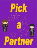 Pick a Partner Wizard Cards