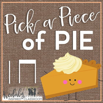Pick a Piece of Pie Rhythm Game: ta and titi