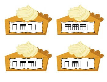 Pick a Piece of Pie Rhythm Game: tiri-tiri (4 sixteenths)