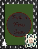 Pick a Pine Tree Book Activities