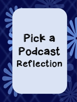 Exit Card Podcast Reflection