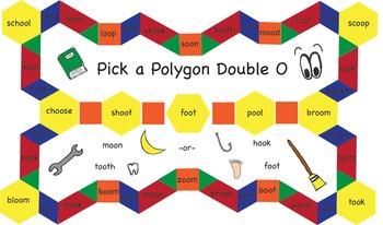 Pick a Polygon Double O