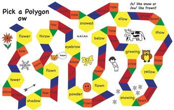 Pick a Polygon ow Game