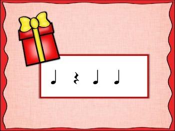 Pick a Present - Round 1 (Ta/Rest and Ti-Ti)