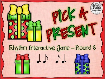 Pick a Present - Round 6 (Tam-Ti and Ti-Tam)