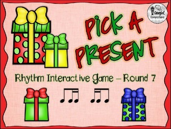 Pick a Present - Round 7 (Ti-Tika and Tika-Ti)