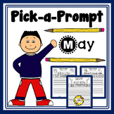Pick-a-Prompt (May Writing Prompts)
