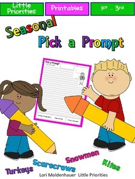 Pick a Prompt Writing Pack