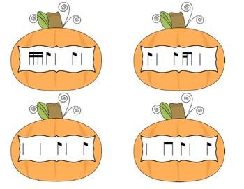 Pick a Pumpkin Rhythm Game: Syn-co-pa