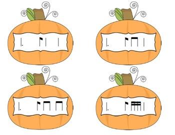 Pick a Pumpkin Rhythm Game: Tam ti
