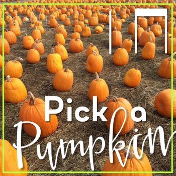 Pick a Pumpkin Rhythm Game: ta and titi