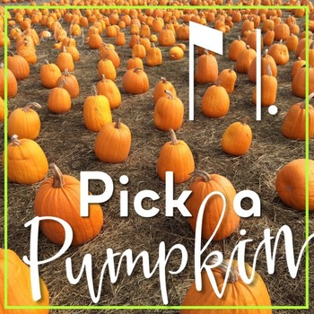 Pick a Pumpkin Rhythm Game: ti tam