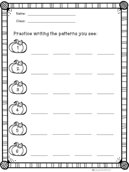 Pick-a Pumpkin: a set of rhythmic games for reading and writing syncopa