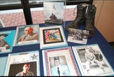 Pick a Veteran Portfolio Project - Biography, Research Report, Hero, MLK option