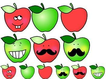 Pick an Apple off the Tree Freebie