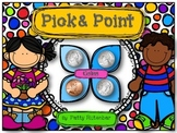 Pick and Point Coin Recognition