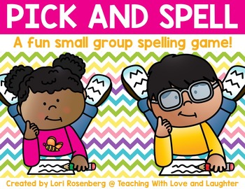 Pick and Spell