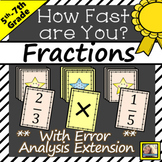 Pick n Practice Fractions