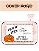 Pick n' Stick: Carving a Pumpkin
