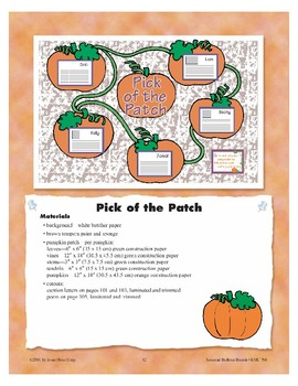Pick of the Patch (Bulletin Boards)