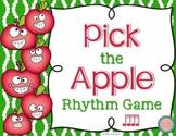 Pick the Apple Rhythm Practice Game {Tika Tika}