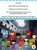 Pick your Path - A Superhero Math Adventure - 1st Grade