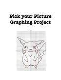 Pick your Picture Graphing Project