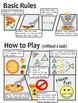 PickZa Up (Printable 'Pizza' Board Game)