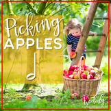 Picking Apples - Rhythm Games: half note