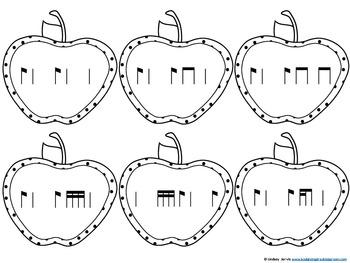 Picking Apples - Rhythm Games: syncopa / ti-TA-ti