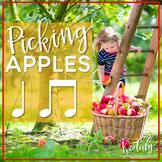 Picking Apples - Rhythm Games: ta and titi