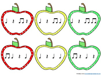 Picking Apples - Rhythm Games: ta rest