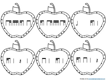 Picking Apples - Rhythm Games: tika-ti