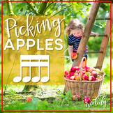 Picking Apples - Rhythm Games: tika-tika