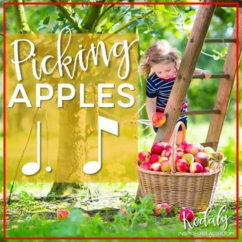 Picking Apples - Rhythm Games: tom ti (dotted quarter eighth)