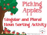 Picking Apples - Singular/Plural Nouns