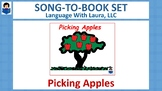 Picking Apples {Song-to-Book Set}