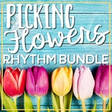 Picking Flowers {Bundled Rhythm Game}