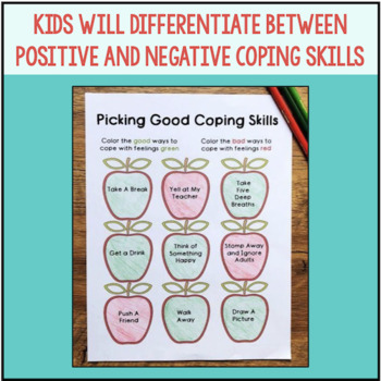 Picking Good Coping Skills