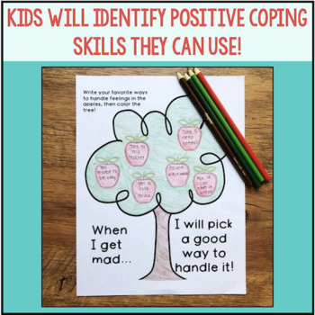 Picking Good Coping Skills by CounselorChelsey   TpT