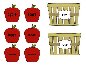 Picking Prefixes Un- and Re-