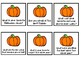 Picking Pumpkins - A getting to know you EDITABLE community building game!