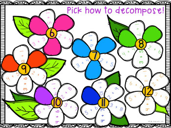 Picking the Best Way to Decompose Factors for the Distributive Property