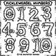 PickleWeasel Numbers 0-10