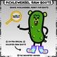 PickleWeasel Rain Boots